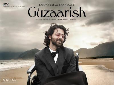 Guzaarish (2010) Bollywood Hindi movie wallpapers, information, wiki